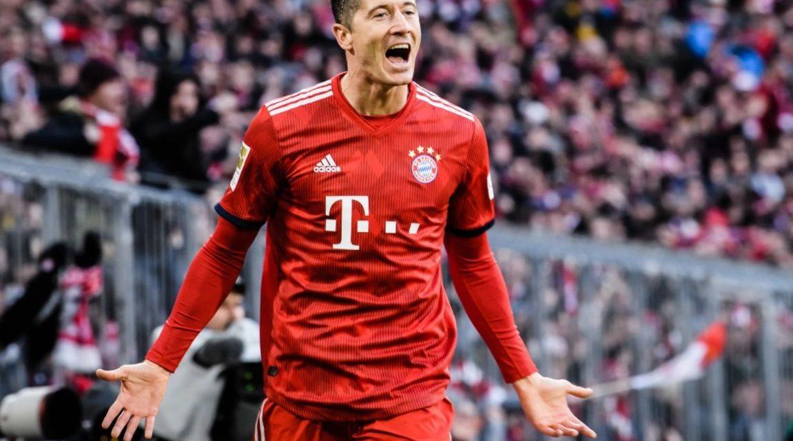 Robert Lewandowski este cel mai bun jucător al anului 2020, în viziunea Eurosport | Cele mai importante ştiri sportive ale zilei sunt oferite de www.cronica.ro