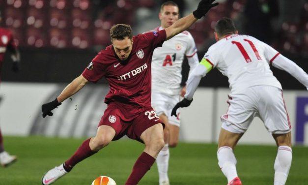 CFR Cluj – ȚSKA Sofia 0-0 și ardelenii se pot califica în primăvara europeană dacă înving la Berna | Cele mai importante ştiri sportive ale zilei sunt oferite de www.cronica.ro