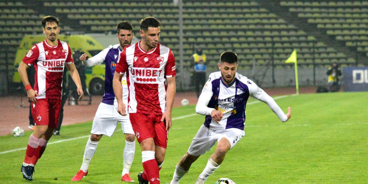 FC Argeş – Dinamo  0-1