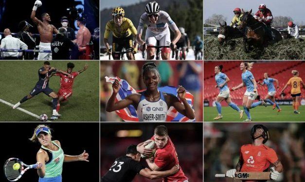 Cele mai importante 21 de evenimente sportive ale anului 2021