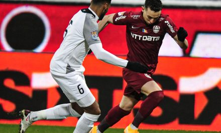CFR Cluj a învins pe Clinceni cu 3-1 și a egalat pe FCSB în fruntea clasamentului Ligii 1 – Cronica sportivă