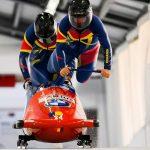 Aur și bronz pentru România la CM de bob pentru juniori