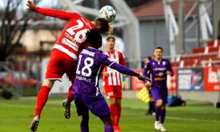 UTA – FC Argeș 1-2