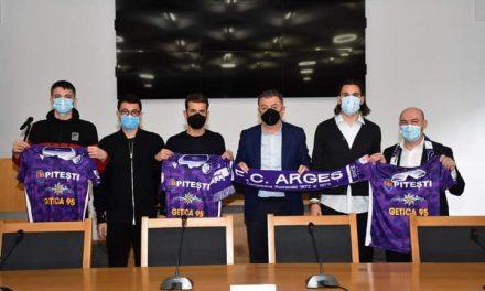 FC Argeş i-a transferat pe Tudose, Boldor şi Pablo de Lucas