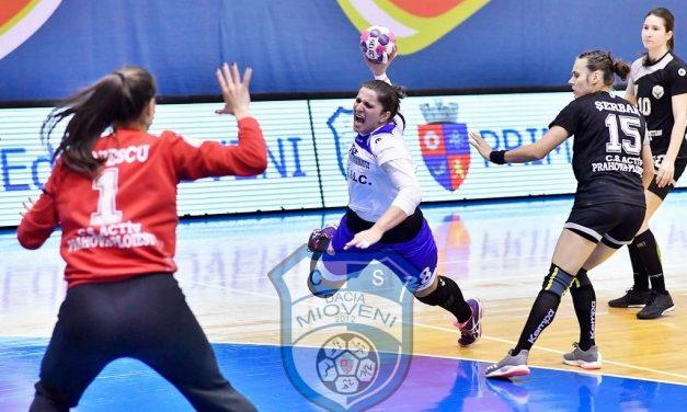 CS Dacia Mioveni începe anul cu o victorie în Liga Florilor: 21-17 cu CS Activ Prahova Ploiești