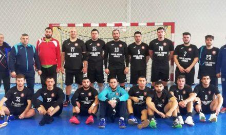 CSU Piteşti e lider în seria A din eşalonul secund al handbalului masculin românesc