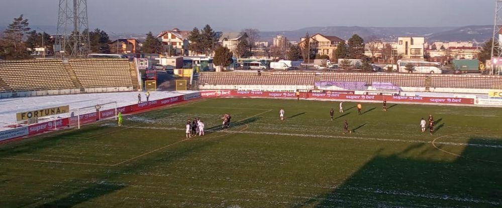 FC Argeş – Gaz Metan Mediaş, scor 1-1, în Liga I