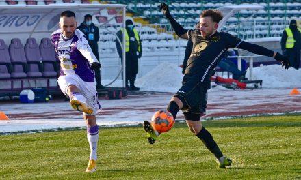 """Alexander Maes: """"Am făcut o alegere bună venind la FC Argeş"""""""