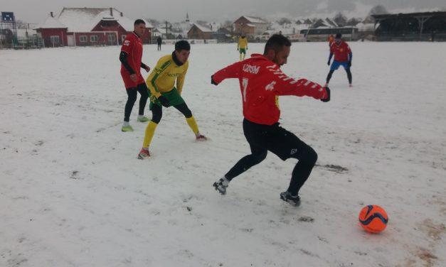 CS Mioveni a câştigat primul amical al iernii, 4-2 cu AS Zărneşti