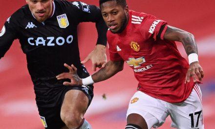 Manchester United a învins-o pe Aston Villa cu 2-1 și a egalat-o pe Liverpool în clasament | Ştirile sportive ale zilei sunt oferite de www.cronica.ro