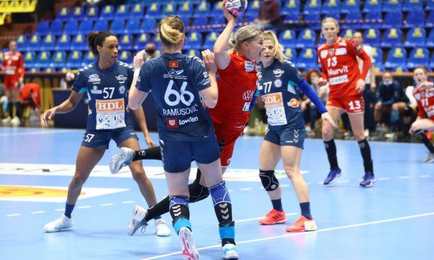 SCM Râmnicu Vâlcea a obținut a doua victorie consecutivă în grupele Ligii Campionilor la handbal feminin – Cronica sportivă