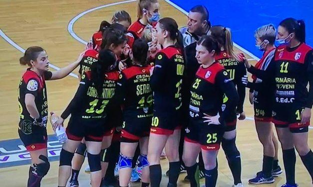 CS Dacia Mioveni pierde în fața Rapidului cu 24-20, în etapa a 10-a a Ligii Florilor