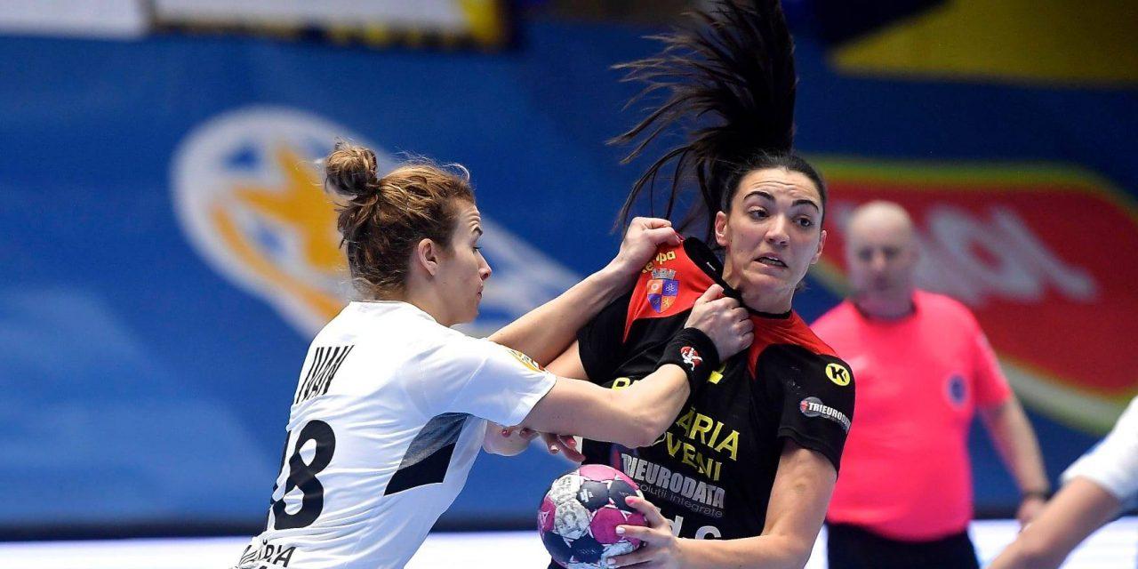CS Dacia Mioveni pierde meciul cu CSM Slatina (22-25) și ajunge la a treia înfrângere consecutivă