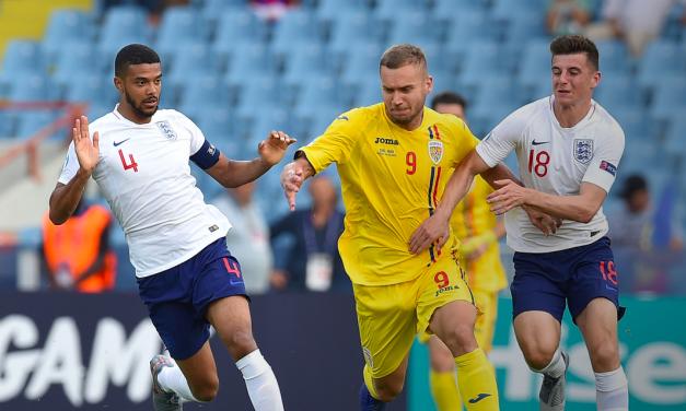 Naționala României întâlnește Anglia într-un amical de gală, pe 6 iunie