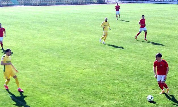 Pas greşit pentru CS Mioveni ! Echipa lui Pelici a făcut doar 1-1 în disputa cu cei de la Comuna Recea