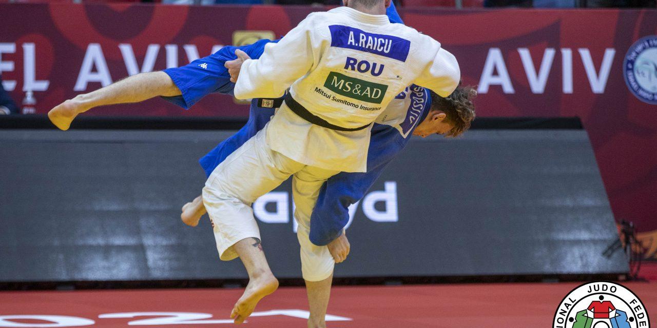 Judo | Alexandru Raicu( CSM Piteşti/FC Argeş) s-a impus la Grand Prix-ul de la Tel Aviv