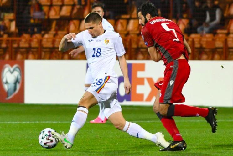 Partidă nebună la Erevan, Armenia învinge cu 3-2 România după mai multe răsturnări de scor