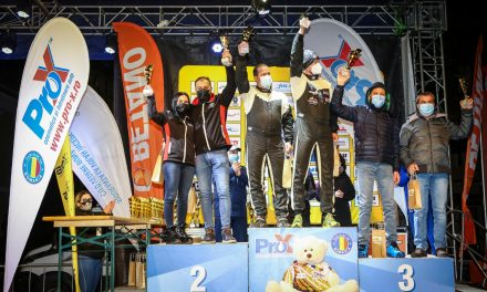 Obiectiv îndeplinit pentru DTO Rally la Tess Rally Brașov