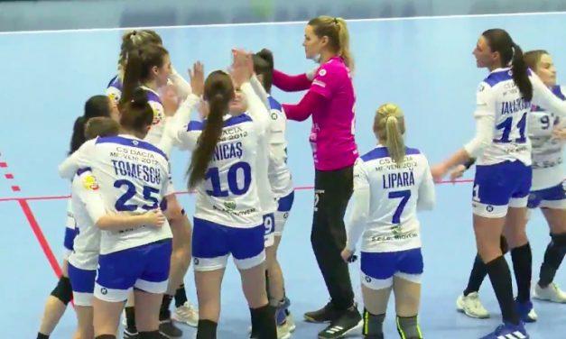 Victorie fantastică pentru CS Dacia Mioveni în Liga Florilor: 24-22 cu Gloria Bistrița!