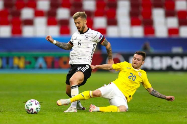 România U21 termină la egalitate (0-0) cu Germania U21, dar este eliminată de la EURO