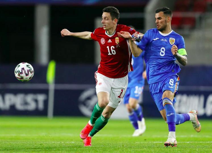 """Mățan și Pașcanu aduc victoria României U21 cu Ungaria, iar """"tricolorii mici"""" sunt cu un pas în sferturi!"""
