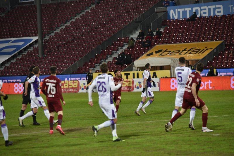 Iniţiativă inedită a clubului FC Argeş la meciul cu Poli Iaşi de pe 8 martie