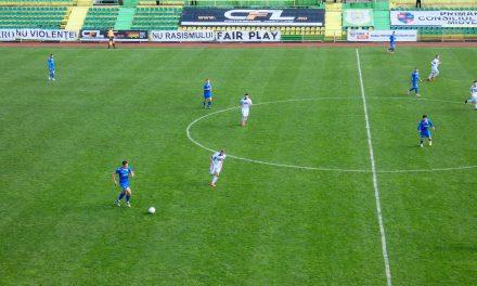 Unirea Bascov a obţinut primul succes din returul ligii a treia, scor 2-0 cu Academica Clinceni II