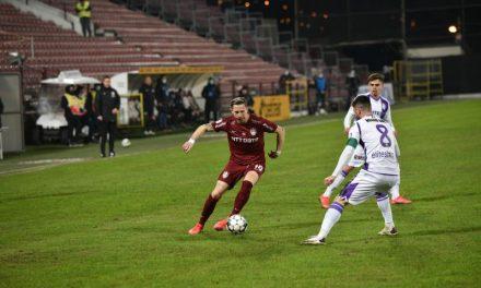 CFR Cluj a câștigat fără emoții cu FC Argeș, scor 5-0 – Cronica sportivă de marţi