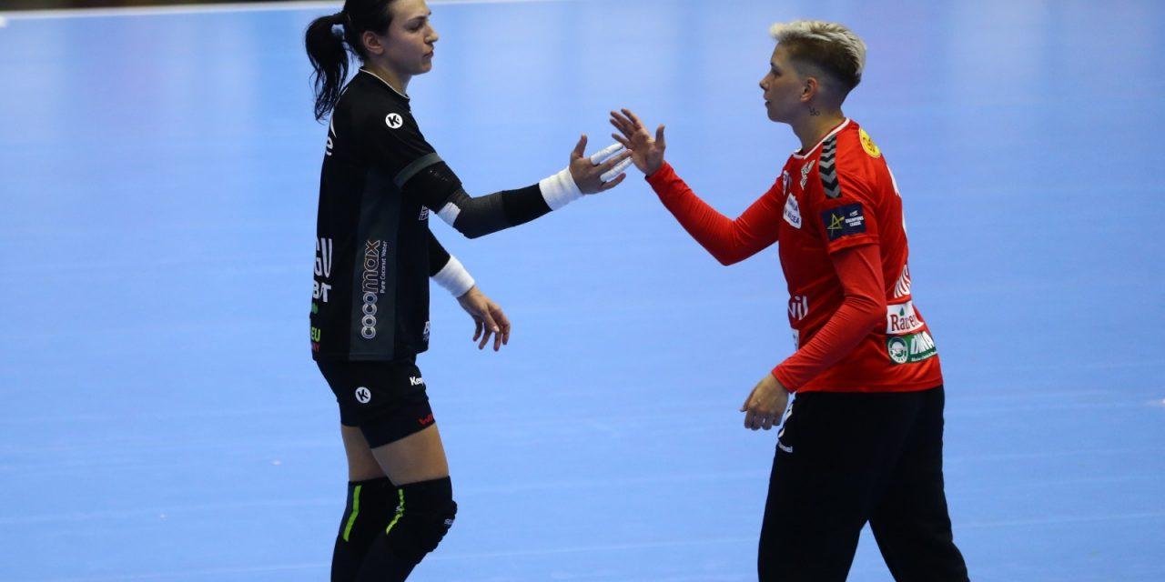 CSM București s-a calificat în sferturile de finală ale Ligii Campionilor la handbal feminin – Cronica sportivă