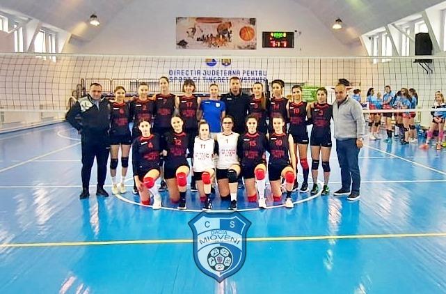 Dacia Mioveni şi-a asigurat calificarea la turneul de promovare în divizia A1 la volei feminin