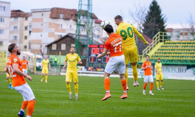 CS Mioveni –  U Craiova 1948 e primul joc din play-off şi se joacă pe 1 aprilie, de la ora 19:30