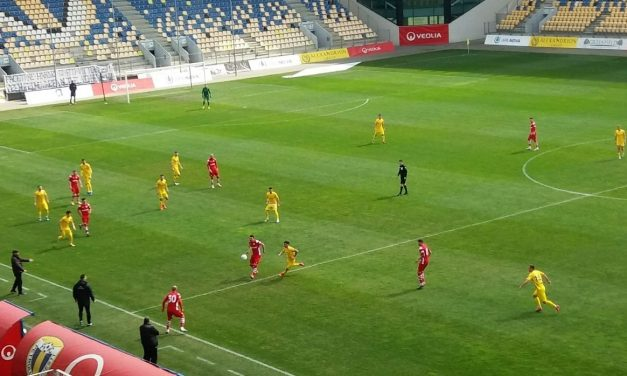 CS Mioveni, victorie importantă cu Petrolul, scor 1-0, în liga secundă