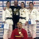 Campionat naţional de judo cu rezultate bune pentru sportivii de la CSM Piteşti/FC Argeş