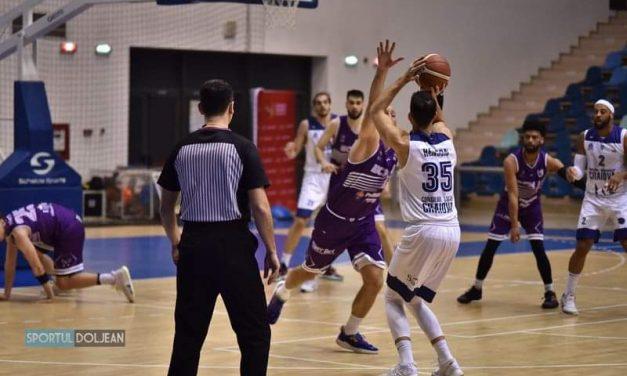 BCM U FC Argeș pierde din nou la limită în fața lui SCM U Craiova