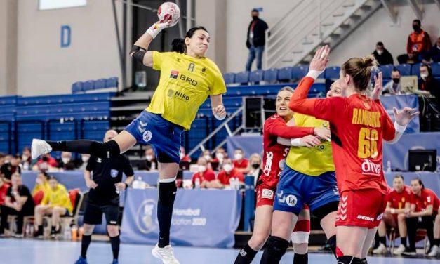 Naţionala feminină de handbal a României va întâlni Macedonia de Nord, pentru calificarea la CM din Spania – Cronica sportivă