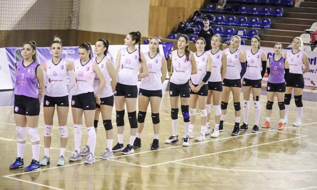 FC Argeș Volei a retrogradat în Divizia A2 la volei feminin!