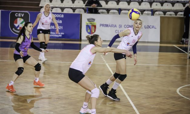 FC Argeș Volei a pierdut cu 3-0 meciul cu puternica echipă CSM Târgoviște