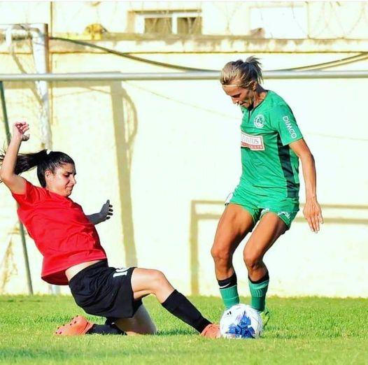 Argeşeanca Olga Iordăchiuși scrie istorie în fotbalul cipriot: a câștigat Cupa cu Omonia Nicosia!