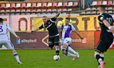 FC Argeş începe astăzi parcursul din play-out, va juca cu Politehnica Iaşi de la ora 13.30