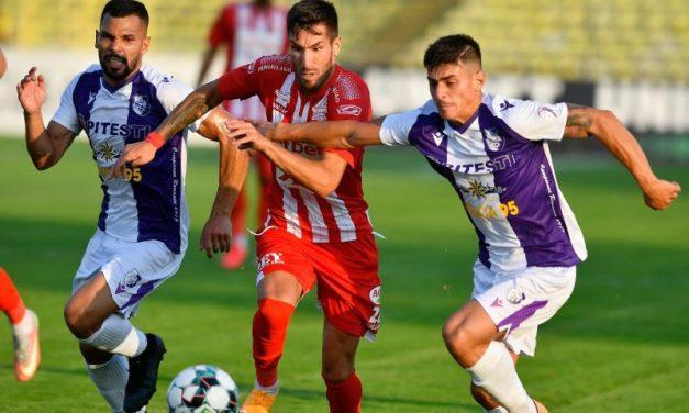 FC Argeş – UTA, de la ora 19, în runda a patra din play-out