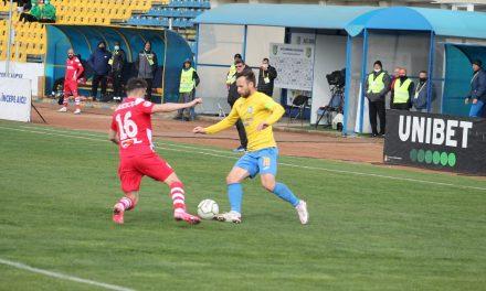 Recital CS Mioveni, 5-1 în deplasare cu Dunărea Călăraşi, în play-off-ul Ligii a II-a