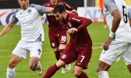 FCSB și CFR Cluj au câștigat meciurile jucate ieri, în prima etapă a play-off-ului Ligii 1 Casa Pariurilor – Cronica sportivă