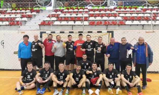 CSU Piteşti a început cu dreptul turneul final de la Sfântu Gheorghe, impunându-se cu 35-26 în faţa Craiovei