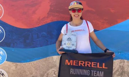 Denisa Dragomir a câştigat Merrell Alanya Ultra Trail 2021