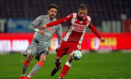 Dinamo a pierdut cu UTA și a ajuns la 12 etape consecutive fără victorie – Cronica sportivă