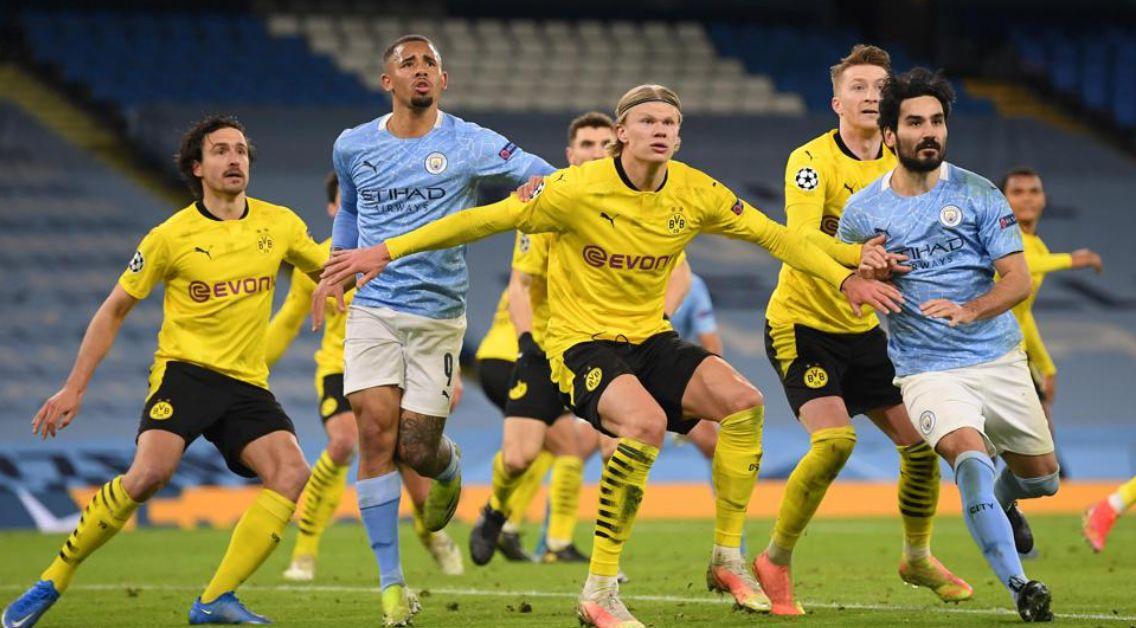 Astăzi se joacă Dortmund – Manchester City și Liverpool – Real Madrid, în Liga Campionilor – Cronica sportivă