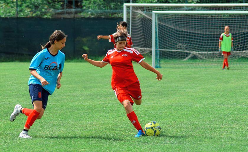 FC Argeş a înscris o echipă în campionatul de fotbal feminin Under 15!
