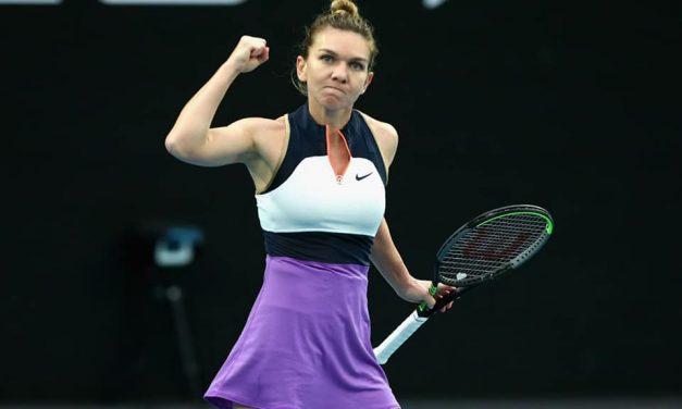 Simona Halep, în continuare pe locul 3 WTA