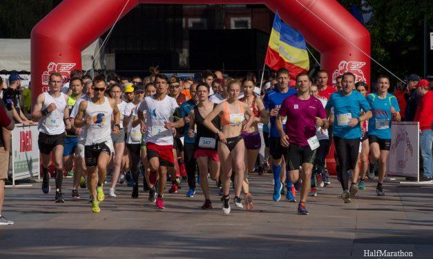 Piteşti Half Marathon revine după o pauză de doi ani