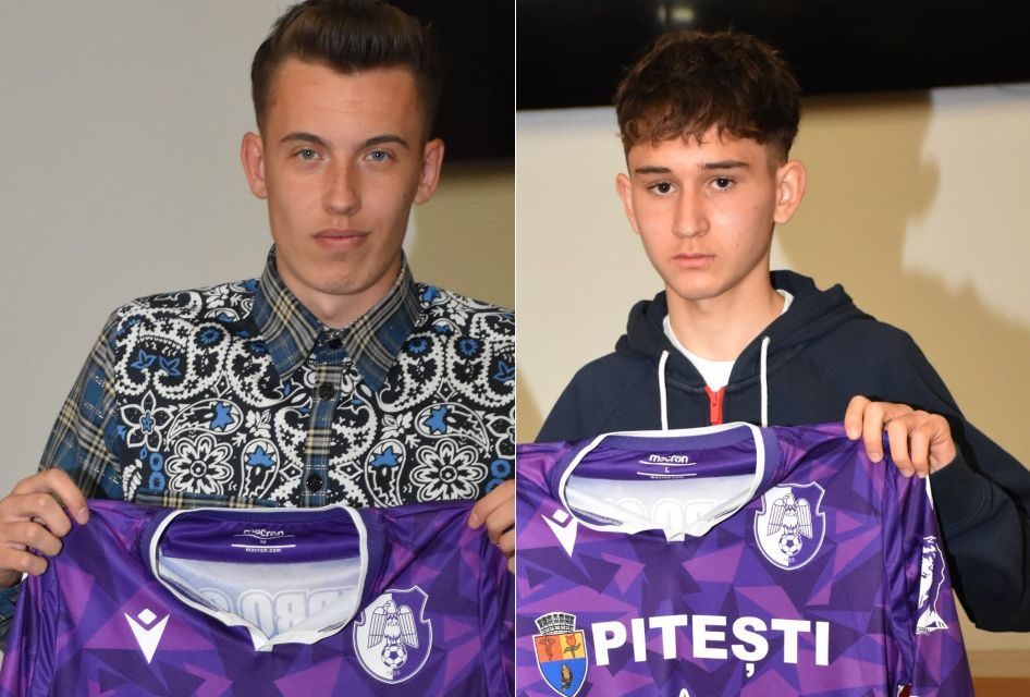 Işfan şi Mitoi au fost transferaţi de FC Argeş